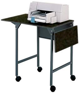 Safco Products 1876BL Machine Stand/Desk with Drop Leaves, B