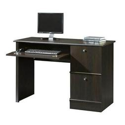 2 Drawer Computer Desk in Cinnamon Cherry Finish