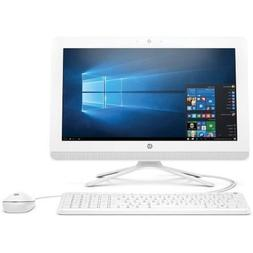 2017 HP Pavilion 19.5 Inch All-in-One Premium Flagship Deskt