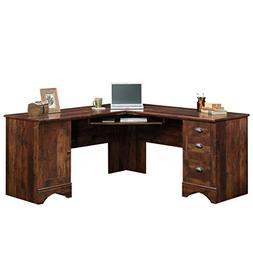 Sauder 420474 Harbor View Corner Computer Desk, L W: 66.14""