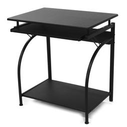 50 1001 stanton computer desk with pullout