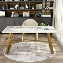 Tribesigns 55'' Extra Large Computer Office Desk Workstation