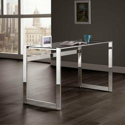Coaster 800746-CO Furniture Computer Desk with Glass Top