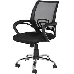 Best Choice Products Ergonomic Mesh Computer Office Desk Tas