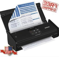 Brother ADS1000W Compact Color Desktop Scanner with Duplex a