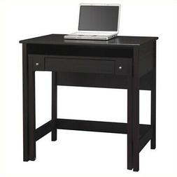 Bush Furniture Brandywine Writing Desk for Small Spaces in P