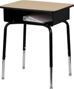 """Offex 24"""" Writing Desk with Open Front Book Box"""