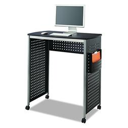 Safco Products 1908BL Scoot Stand Up Computer Workstation De