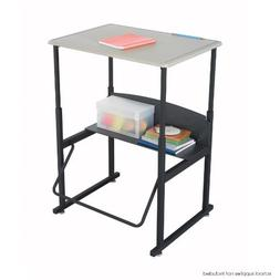 Safco Products AlphaBetter Adjustable-Height Desk, 1201BE, 2
