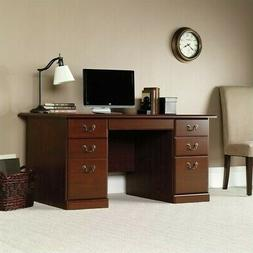 Sauder Heritage Hill Desk in Classic Cherry