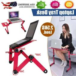 Adjustable Laptop Computer 360°Stand Table Portable Noteboo