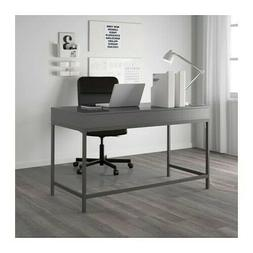 Ikea ALEX Desk Home Office Computer Workstation Table GRAY