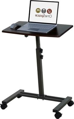 Onespace Angle And Height Adjustable Mobile Laptop Computer