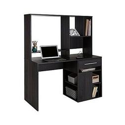 South Shore Annexe Home Office Computer Desk, Gray Oak