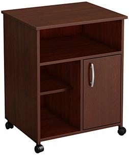 South Shore Axess Printer Cart, Royal Cherry