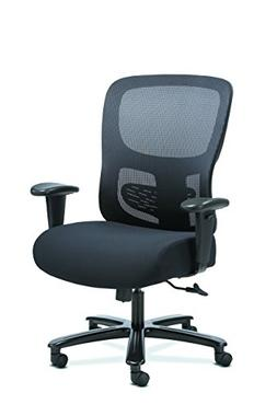 Sadie Big and Tall Office Computer Chair, Height Adjustable