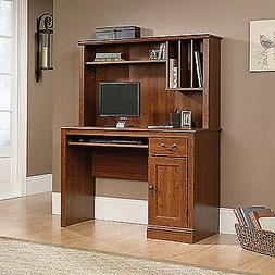 Sauder 101736 Camden County Computer Desk with Hutch L: 43.4