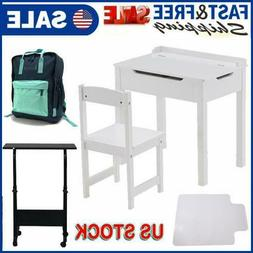 Children Table and Chair set MDF Kids Study Table Bedroom Fu