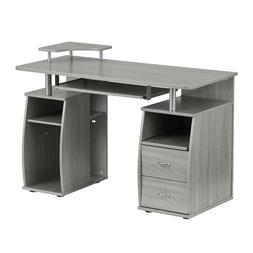 Techni Mobili Complete Computer Workstation Desk With Storag
