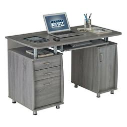 Techni Mobili Complete Workstation Computer Desk with Storag