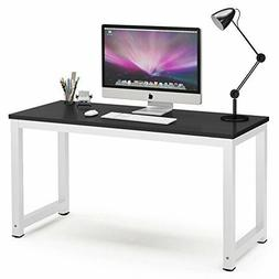 Tribesigns Computer Desk, 55 inch Large Office Computer Tabl