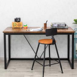 Computer Desk 55 inch PC Laptop Work Table Home Office Desk