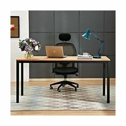 "Need Computer Desk 63"" Large Size Desk Writing Desk with BIF"