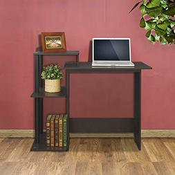 Computer Desk Efficient Home Laptop Notebook Furinno Work De