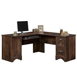 "TOPSKY Computer Desk 55"" x 55"" with 24"" Deep L-Shaped Desk C"