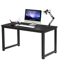 "Computer Desk 55"" Large Modern Simple Style Sturdy Home Offi"