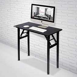 "Need Small Computer Desk Folding Table 31 1/2"" Length No Ass"