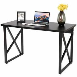 Computer Desk PC Laptop Table Metal Leg Writing Study Workst