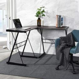 Computer Desk PC Laptop Table Home Office Study Workstation
