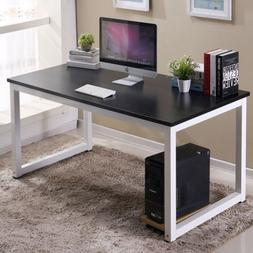 Computer Desk PC Laptop Table Workstation Writing Table Wood