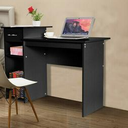 Computer Desk PC Laptop Writing Table Workstation with Stroa