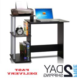 computer desk table laptop workstation small home