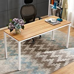 """Need Computer Desk 63"""" Computer Table Writing Desk with BIFM"""
