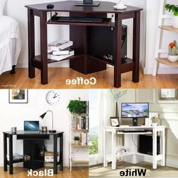 Corner Desk for Small Space Computer Laptop Study Table Home