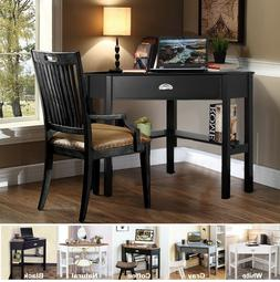 Corner Desk for Small Space L Shaped Office Computer Laptop