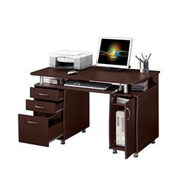 Deluxe Ergonomic All-In-One Super Storage Multi-Drawer Compu