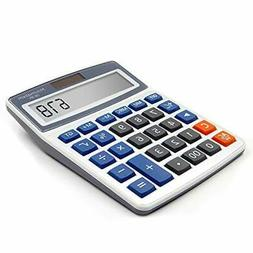 Desk Calculators,Standard Function Office Desktop Calculator