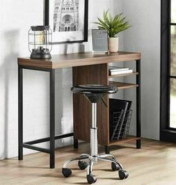 Desk For Small Spaces Computer Writing Study Table Storage S