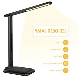 Yantop LED Desk Lamp, Eye-Caring Table Lamp, Dimmable Office