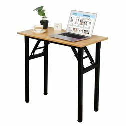 "Need Small Desk 31 1/2"" Width Folding Desk No Assembly Requi"