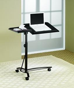 Generic Desks Laptop Computer Stand with Adjustable Swivel T