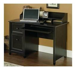 edge water computer desk w hutch in