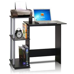 Efficient Computer Tower Desk Space Saving Mini Bedside For