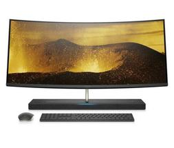 HP Envy 34-inch Curved All-in-One Computer with Amazon Alexa