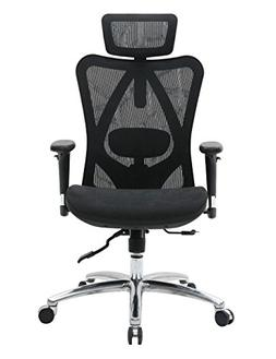 Sihoo Ergonomic Office Chair, Computer Chair Desk Chair High