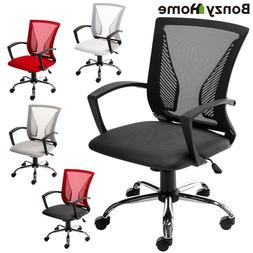 Executive Gaming Home Office Chair Computer Desk Adjustable
